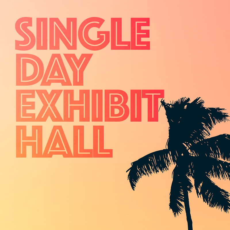 Single Day Exhibit Hall